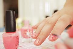 nail polish allergy